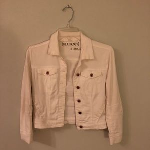 BLANK NYC DENIM JACKET! Great Condition! Size XS
